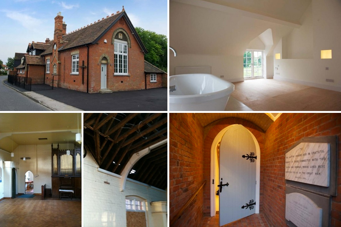 Conversion of a Chapel into a home